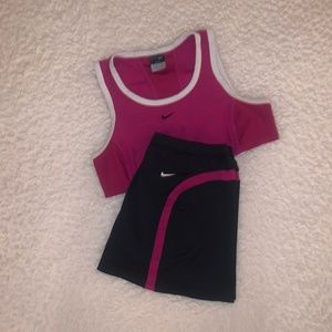 Nike Dry-Fit Tennis Outfit (2 pieces)